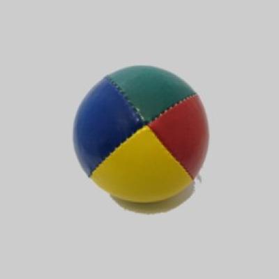 Beanbag Junior Soft Beach 60g rot-gelb-blau-grün