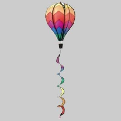 Hot Air Balloon Twist Sunrise