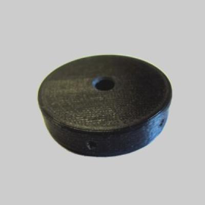 Mittelstück 6-Loch x 2mm Mitte 5mm