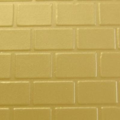 Boden-/Mauerwerk olivgrau 1:50 175x300mm