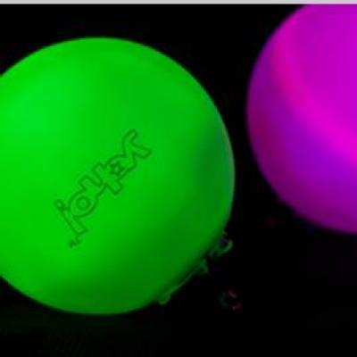 Spinballz LED