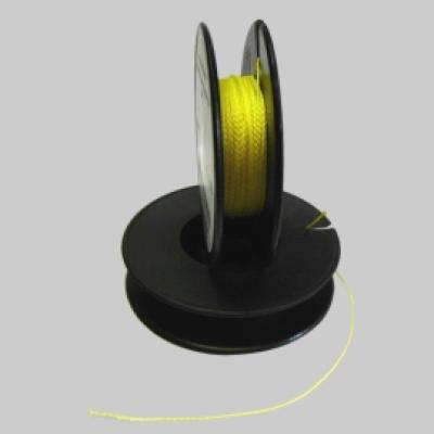 Dyneema 0,48mm 35,6daN 25m gelb
