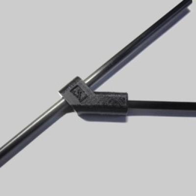 DWA Verbinder 6mm Seite x 6mm Quer