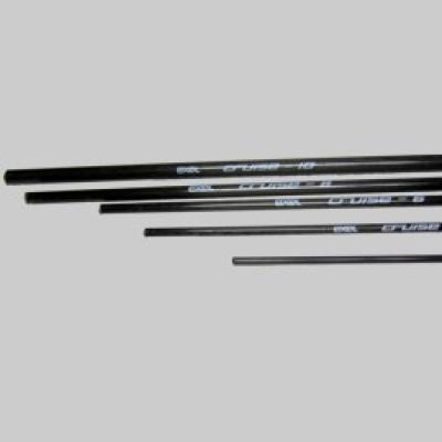 Exel CFK-Rohr  6,0x4,0 x 1650mm