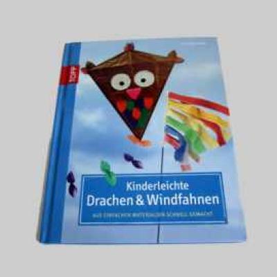 Kinderleichte Drachen & Windfahnen