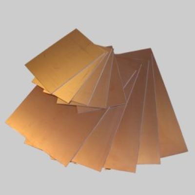 GFK Platte CU beidseitig 2,0x100x150mm