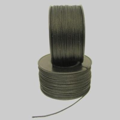 Polyester 2,0mm 98daN 100m schwarz
