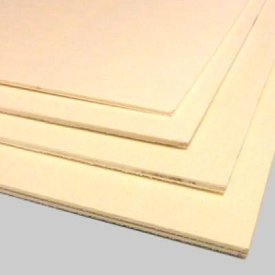 Pappelsperrholz 8,0 x 500x1000mm 5-fach