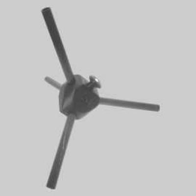 Tetraederverbinder 4x6mm