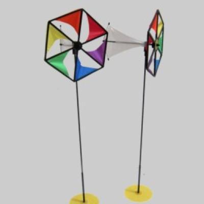 Mini Windmühle