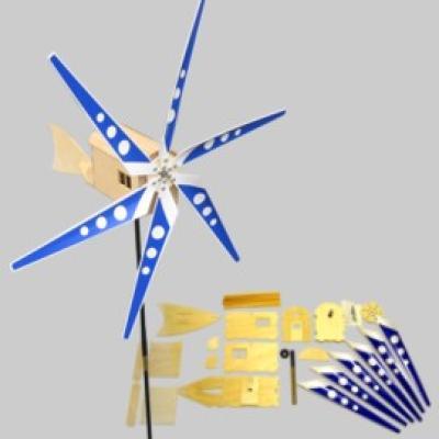 Windmühlenbausatz